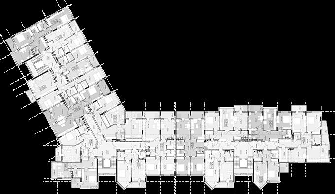 ЖК RichНouse Поэтажный план