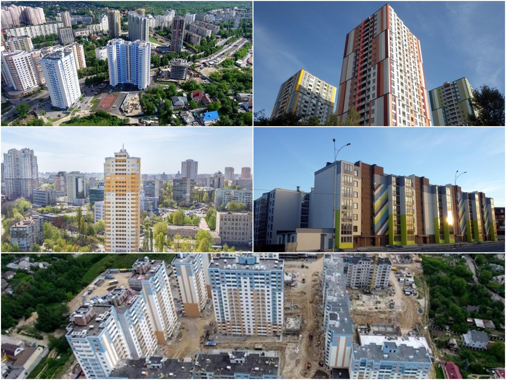 доступные квартиры в построенных новостройках