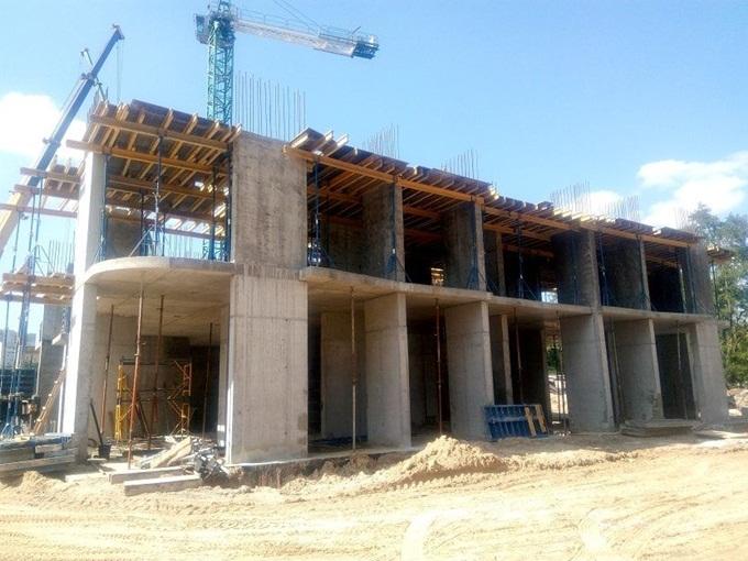 Ход строительства ЖК «Медовый»