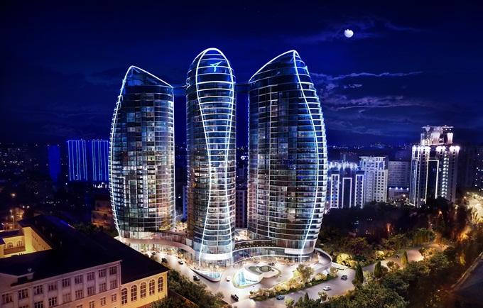 Проект ЖК Taryan Towers