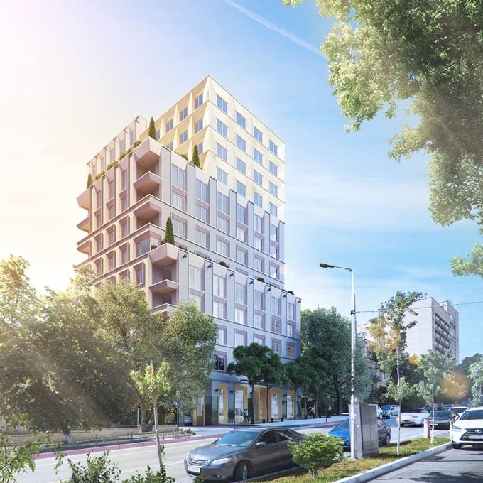 Внешний вид ЖК Resident Concept House