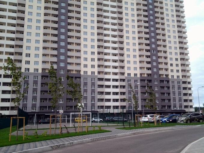 ЖК Лесной квартал Бровары дом 6 сдан в эксплуатацию