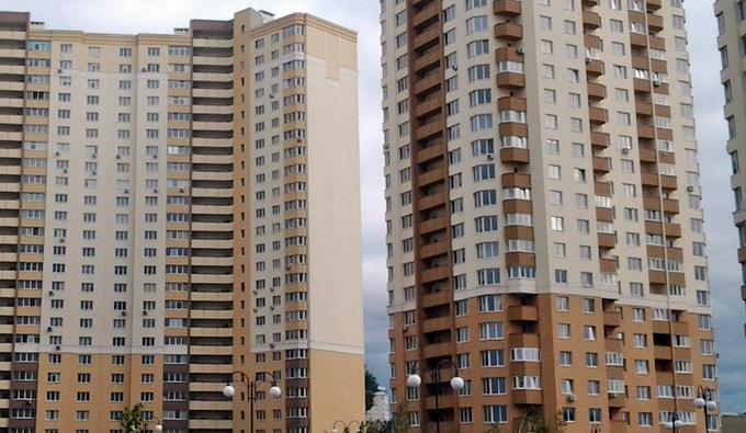 ЖК Лесной квартал Бровары балконы