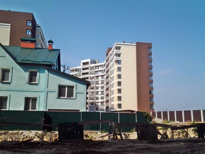 ЖК ParkLand Сданные дома третьей очереди