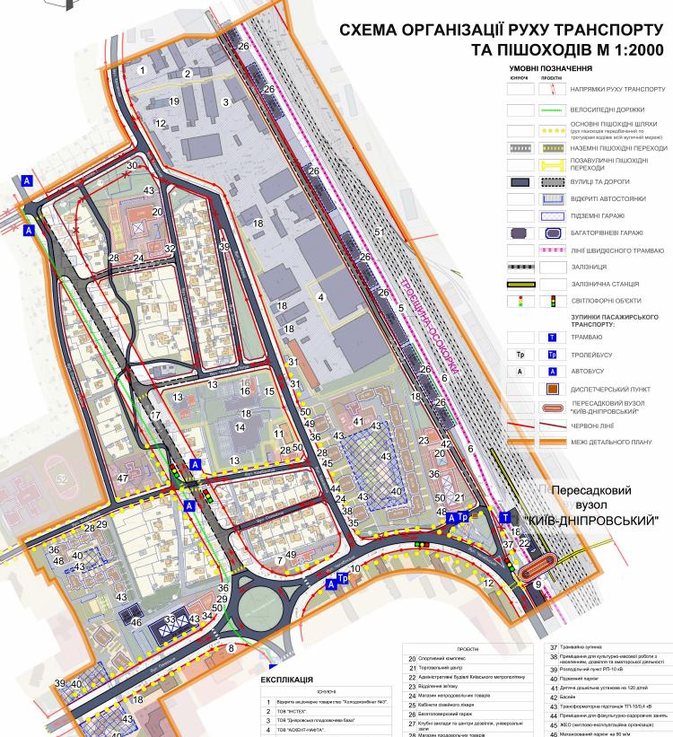 ДПТ Никольская Слободка дорожно-транспортная инфраструктура