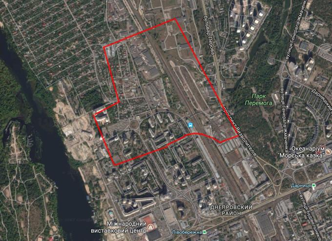 ДПТ Никольская Слободка на карте