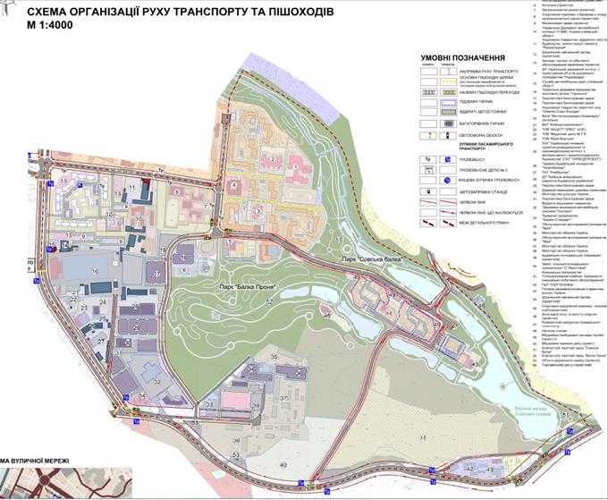 ДПТ микрорайон Совки транспортная инфраструктура