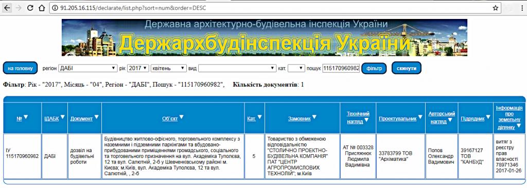 ЖК Файна Таун разрешение базы ГАСК