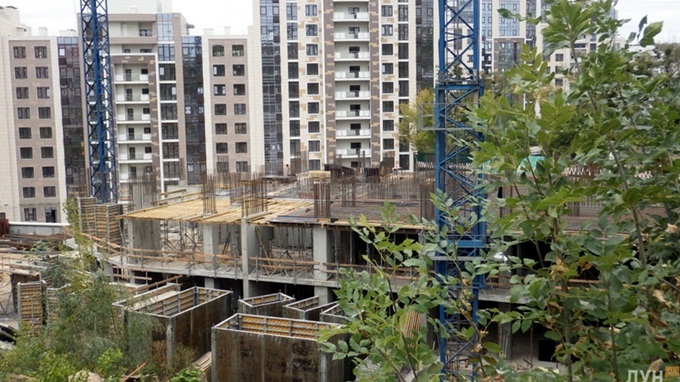 ЖК Taryan Towers ход строительства
