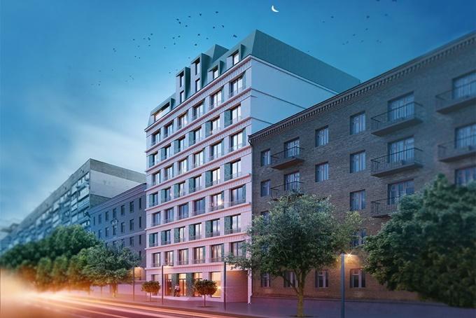 ЖК Einstein Concept House (короткий обзор)