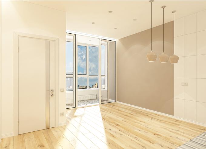 ЖК Нивки Плаза квартиры с косметическим ремонтом