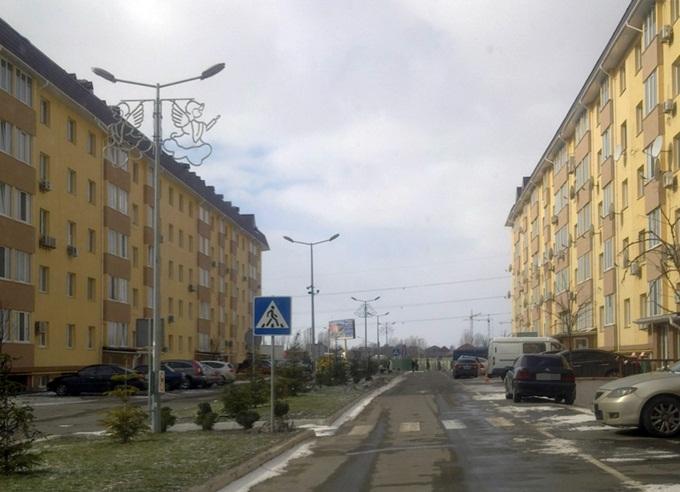 ЖК София в Софиевской Борщаговке 4 года назад