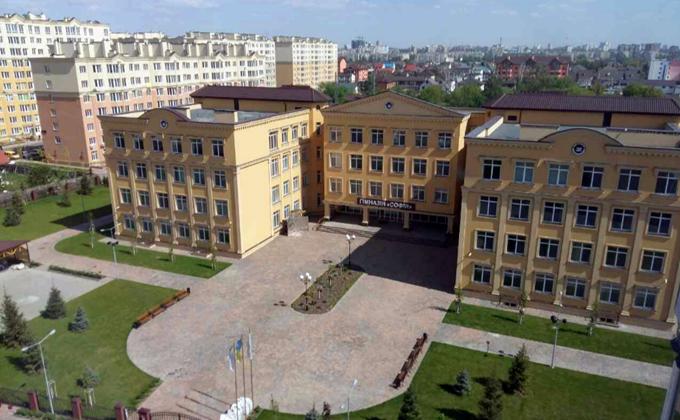 ЖК София в Софиевской Борщаговке гимназия и детсад