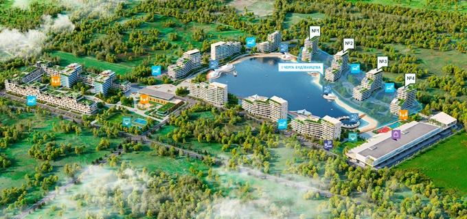 проекты инвесторам до конца года ЖК Park Lake City