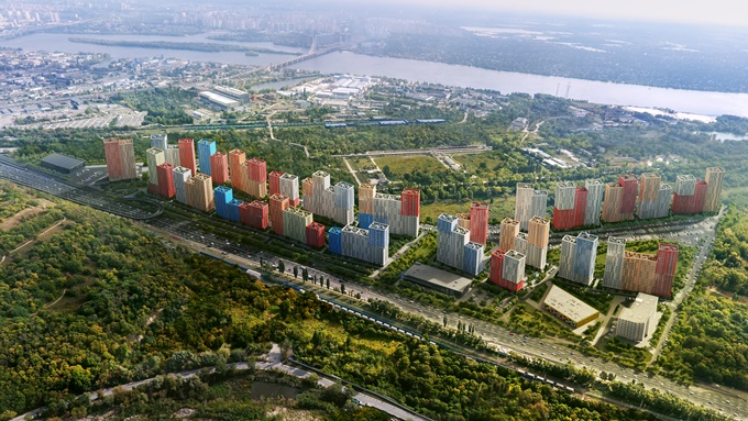 проекты инвесторам до конца года ЖК Свитло Парк