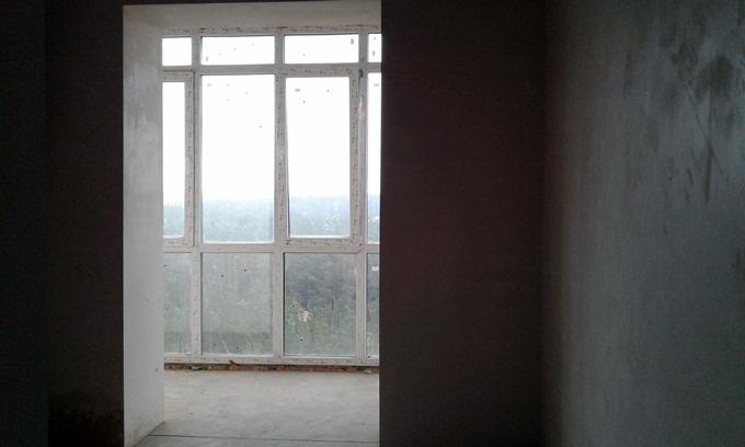 ЖК Лесная сказка панорамные окна