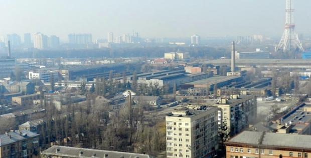 ДПТ промзона на Дегтяревской