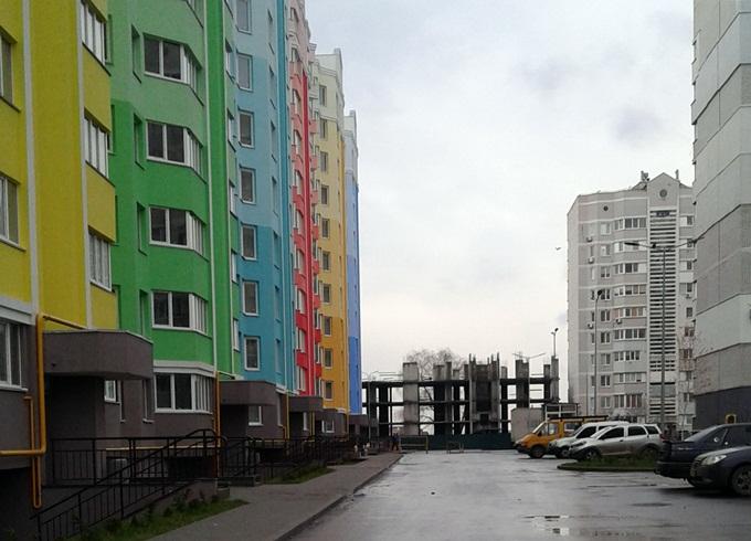 ЖК Святопетровский недострой