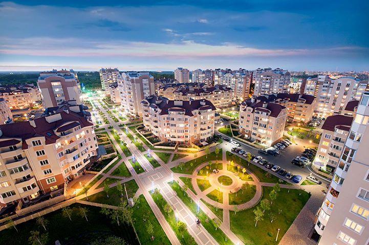 ЖК Петровский квартал визуализация