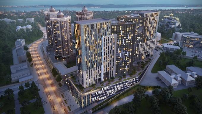 Новые метры проекты инвесторам ЖК Гринвиль Парк