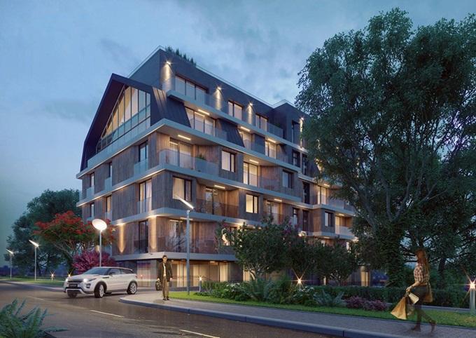 Новые метры проекты инвесторам ЖК М31 Парк Хаус