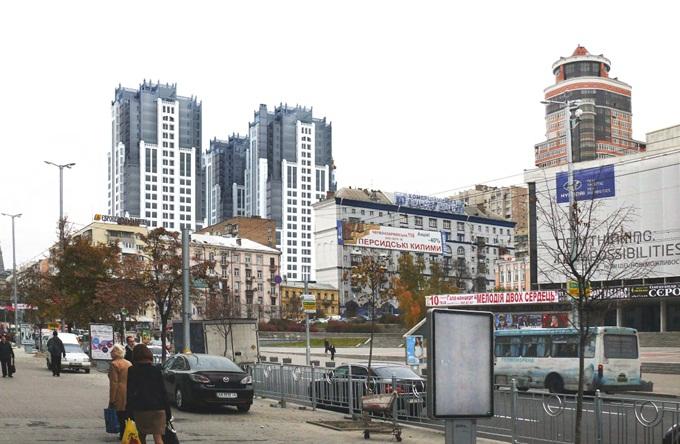 Новые метры проекты инвесторам ЖК Предславинская
