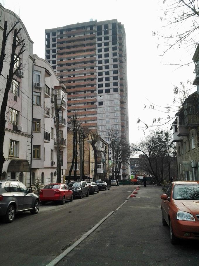 ЖК Голосеевский дворик улица Дубинина