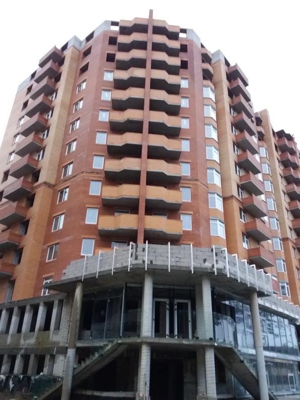 ЖК Киевский Ирпень ход строительства дома 3