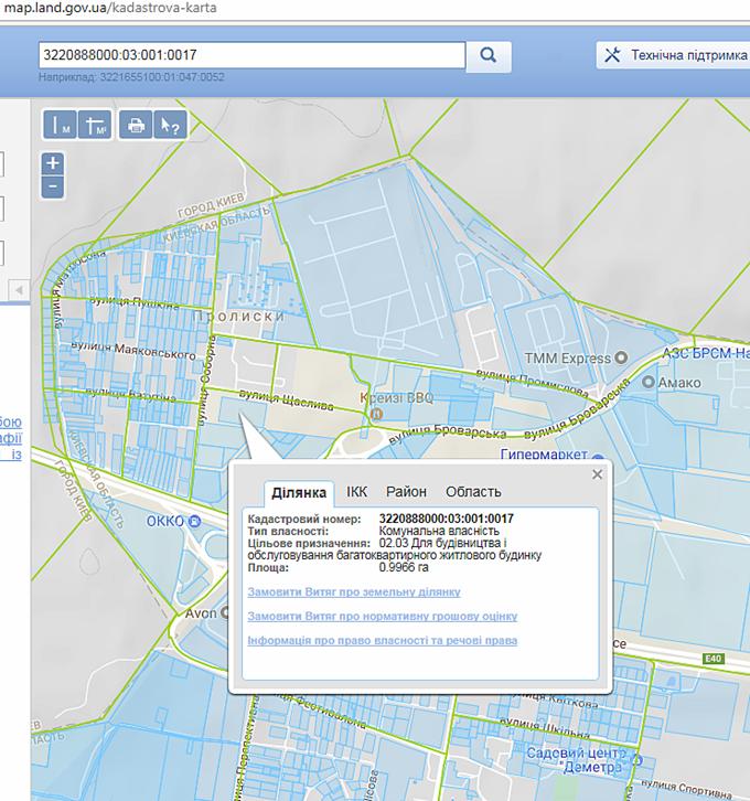 ЖК Мелоди Парк Пролиски кадастровая карта