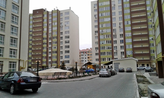 ЖК Софиевский квартал благоустройство