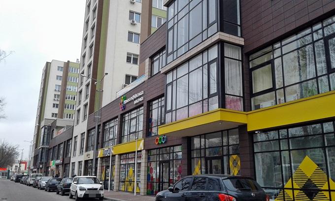 ЖК Софиевский квартал инфраструктура