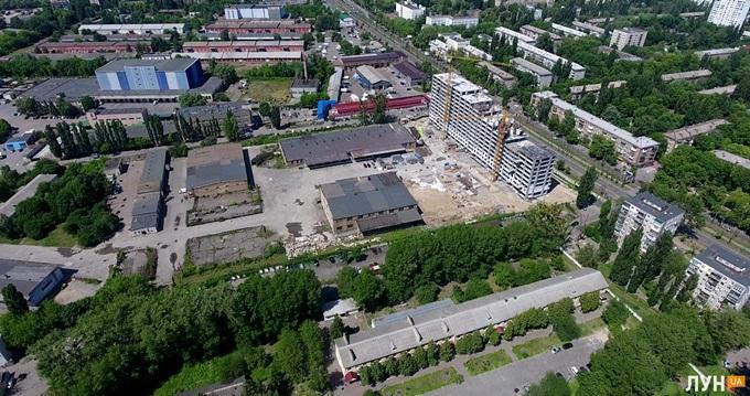 ДПТ: что построят в промзоне на Отрадном