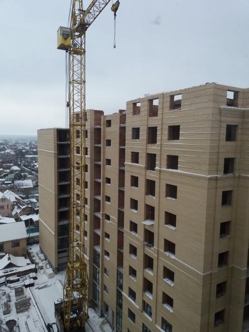 ЖК Центральный Ирпень ход строительства дома Дельта