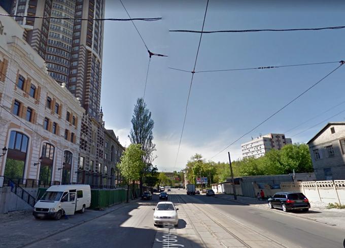 ЖК Гринвиль парк улица Глыбочинская