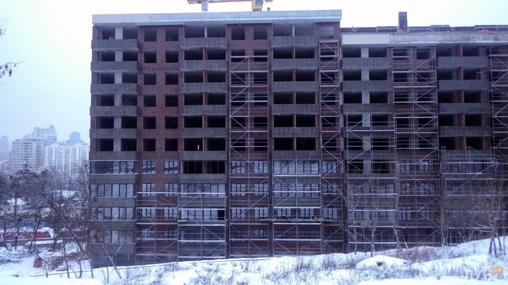 ЖК Нововокзальная 69-75 каркас дома