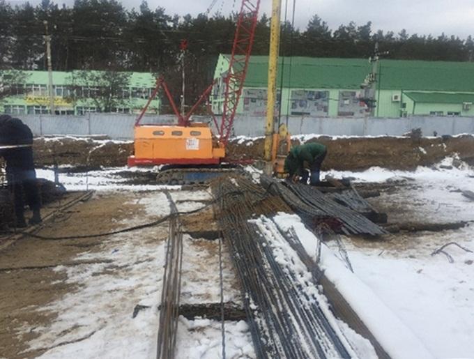 ЖК Прованс Набережный ход строительства