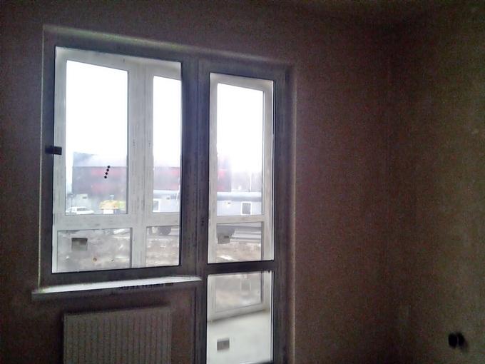 ЖК Велкам хоум на Стеценко балконы остеклены