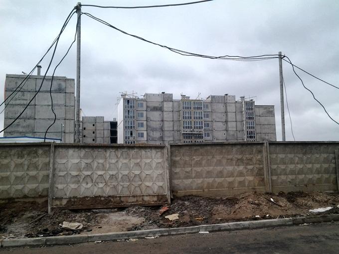 ЖК Велкам хоум на Стеценко ход строительства домов второй очереди