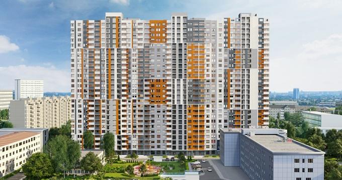 Самые недорогие квартиры столицы ЖК Днепровская мечта