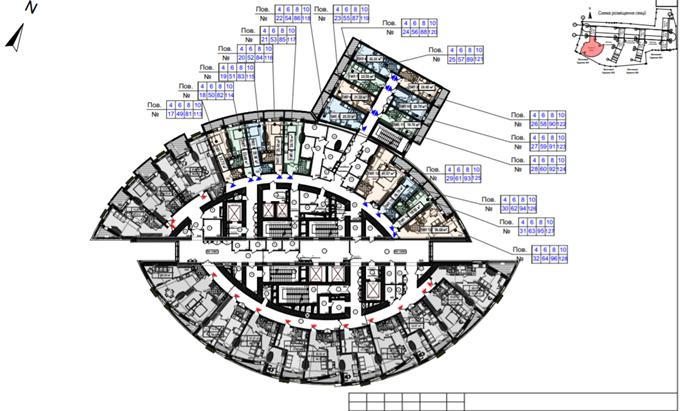 Самые недорогие квартиры столицы ЖК Миракс апартаменты