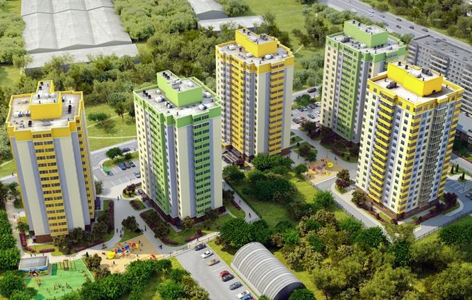 Самые недорогие квартиры столицы ЖК Отрадный