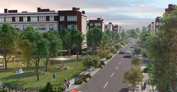 Самые недорогие квартиры столицы ЖК Паркленд смарт дома