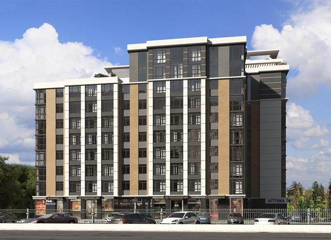 Самые недорогие квартиры столицы ЖК Прага 2