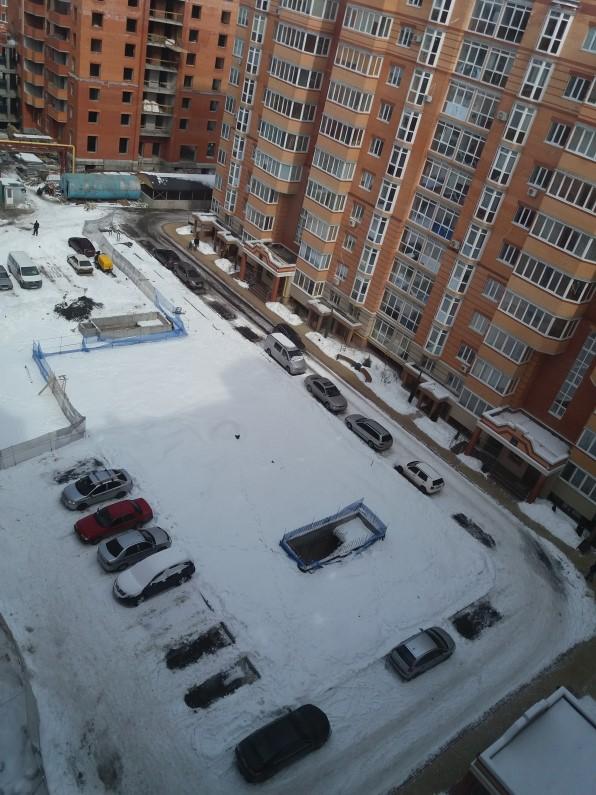 ЖК Карат Ирпень паркинг
