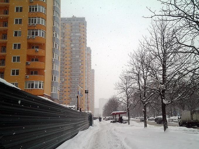 ЖК Министерский улица Кондратюка