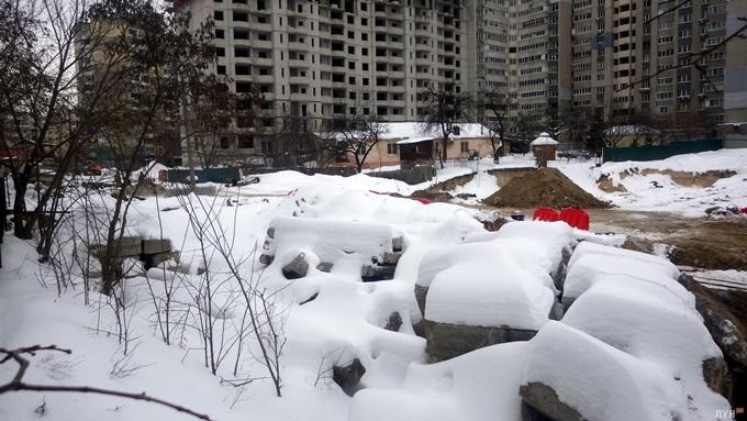 ЖК Солар Сити Укрбуд строительство нового дома