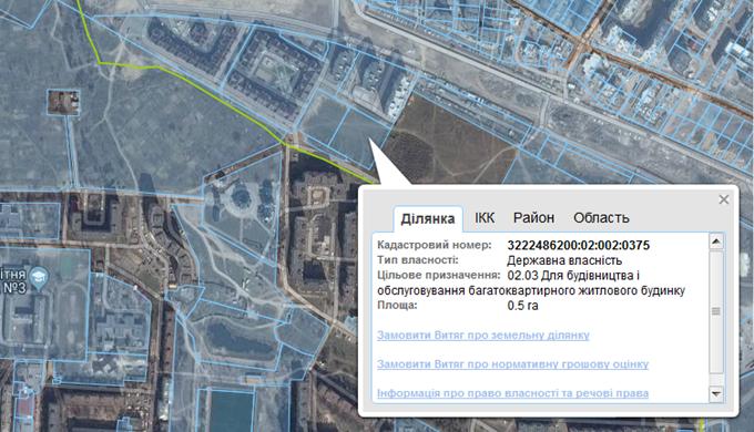 ЖК Стожары Вишневое кадастровая карта