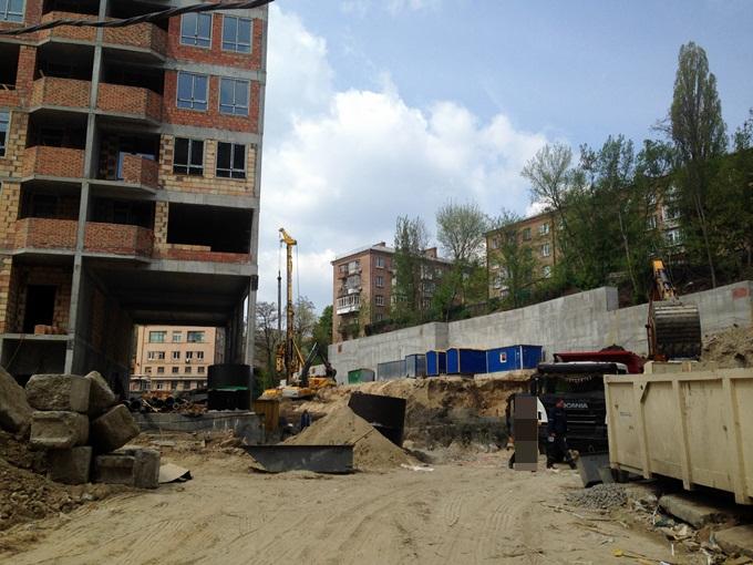 ЖК Львовский квартал ход строительства дома
