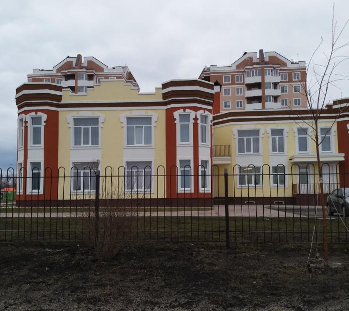 ЖК Новая Буча государственный детсад