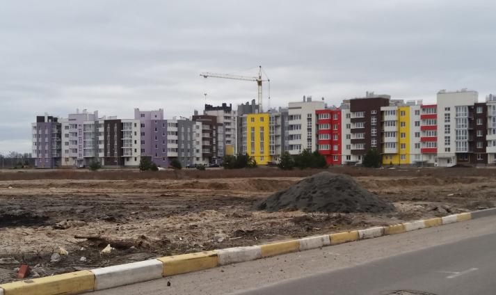 ЖК Новая Буча сданные дома